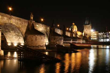 Charles Bridge, Prague © Julian Chan